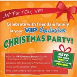 Road Runner Sports VIP Christmas Party