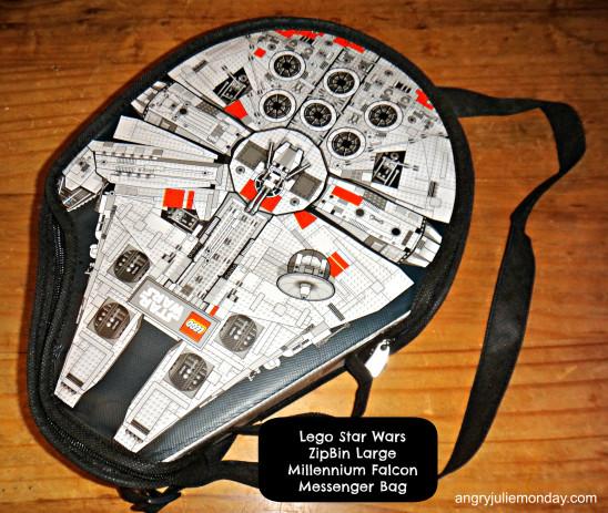 Lego Star Wars ZipBin Millennium Falcon