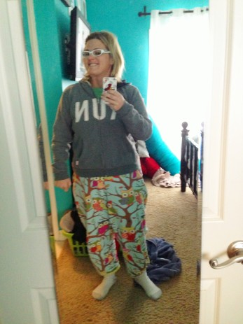 SYSWW-Outfit of the Week, Angry Julie Monday