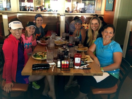 Ragnar Relay SoCal Lunchtime
